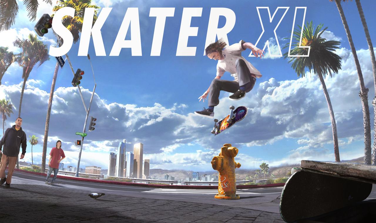 Skater XL é adiado para 28 julho no PS4, PC e XBO - GameBlast