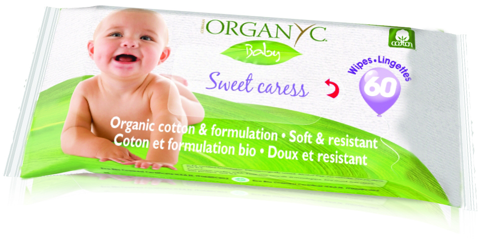 Organyc Wet Wipes