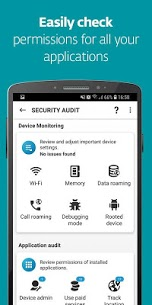 ESET Mobile Security & Antivirus Premium APK + Keys v5.4.1.0