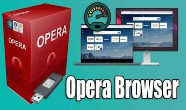 تحميل متصفح اوبرا نسخة محمولة Opera Browser Portable محدث دائما
