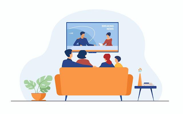 Paket TV Internet Rumah