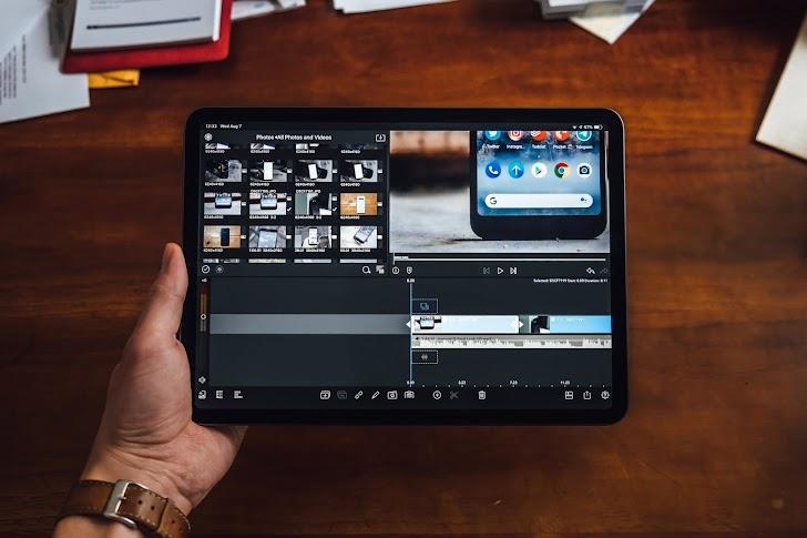 11 Aplikasi Pengeditan Video Terbaik Untuk iPad