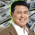 Manny Villar is the solo Filipino on Bloomberg's list top 500 richest in the world