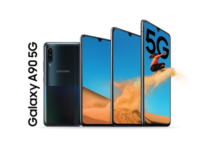 Samsung Galaxy A90 5G Mobile Phone Price Specifications