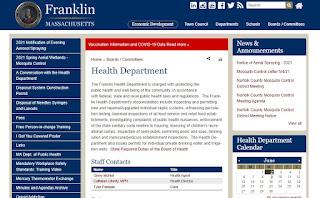 Health Director Cathleen Liberty - 05/26/21 (audio)