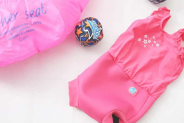baby girl happy nappy costume pink swimming costume with built in nappy approved by swim schools costume