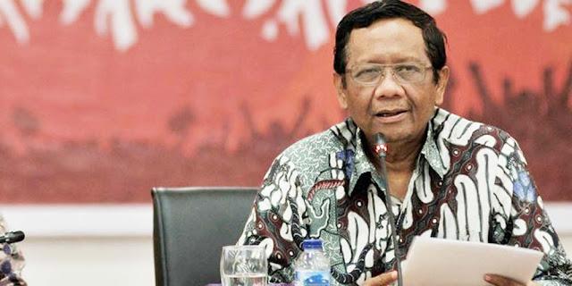 Satyo Purwanto: Mahfud MD Tak Nyaman Jadi Menko Polhukam, Makanya Sering Blunder