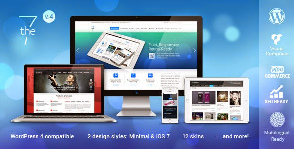 The7 v4.4.5 Responsive Multi-Purpose WordPress Theme