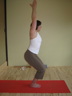 pln yoga studio  pamela nelson august  pose of the month  garudasana