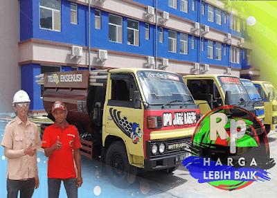 Jasa layanan sedot tinja area Tambak sariono harga murah