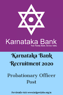 Karnataka Recruitment