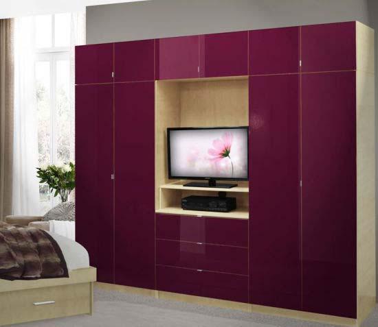 Latest 50 Modern Bedroom Cupboards Designs