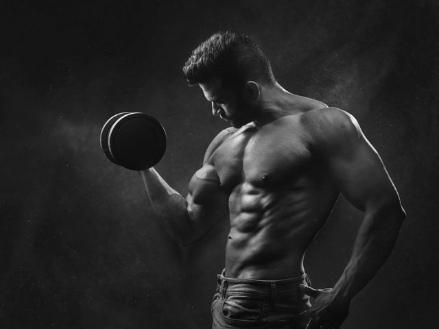 5 Anabolic Muscle Building foods in Hindi