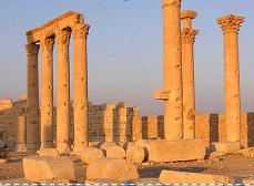 UNESCO bogging down restoration of Palmyra, Aleppo