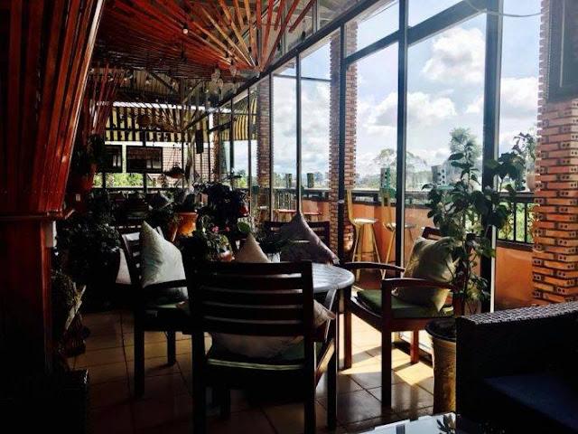 Nhà hàng Memory – Top 1 địa điểm ăn trưa ở Đà Lạt