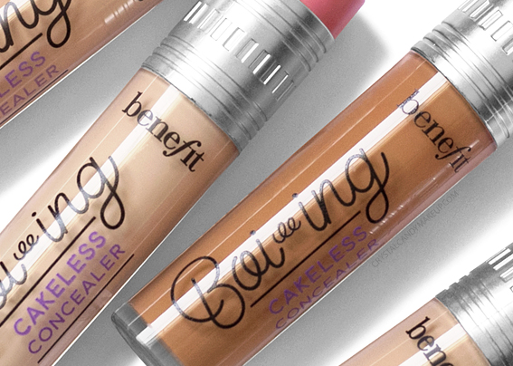 Benefit Boi-Ing Cakeless Concealer Review Photos MAC Shades