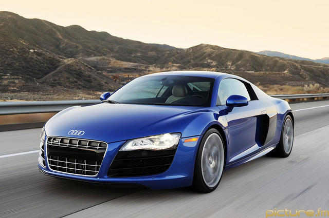 hd car wallpapers audi r8 blue. Black Bedroom Furniture Sets. Home Design Ideas