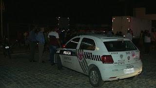 Homem morre após sofrer descarga elétrica durante calibragem de pneus na Paraíba