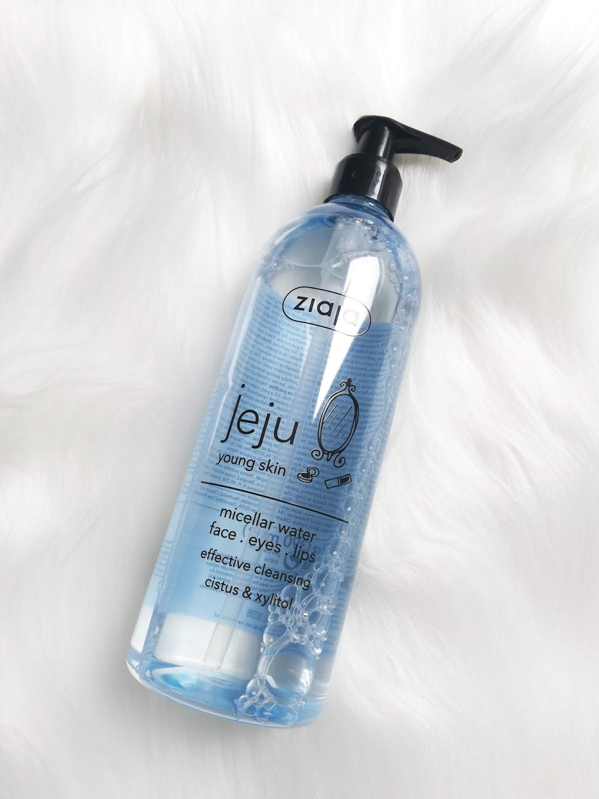 micellar water for sensitive skin