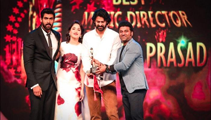 Prabhas Movies Awards