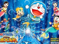 Doraemon Movie : Petualangan Nobita Di Legenda Negeri Putri Duyung | [Bahasa Indonesia]