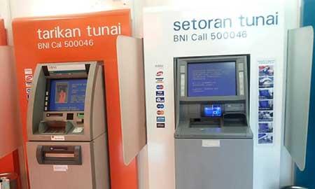 Apakah ATM Setor Tunai BNI Terima Uang Rp10.000?