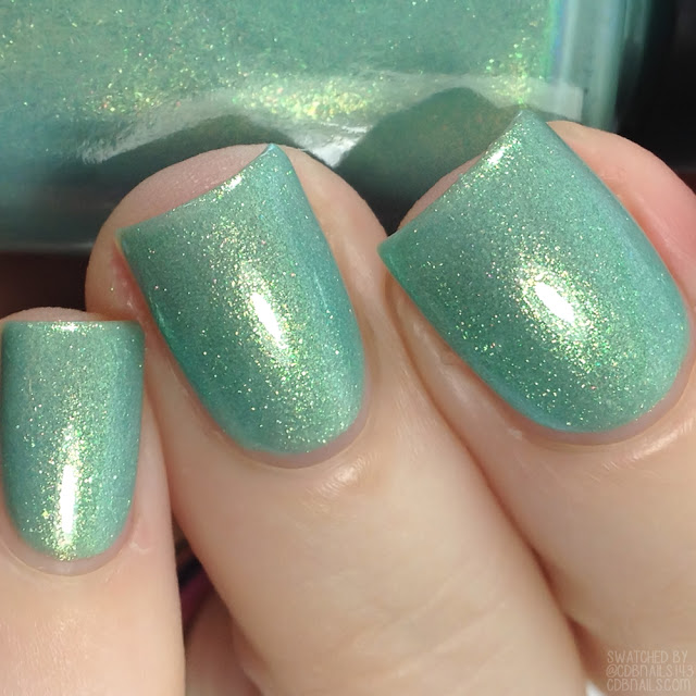 Poetry Cowgirl Nail Polish-Gorgeous Little Moment