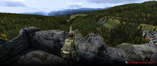 DayZ Gameplay Screenshot 1
