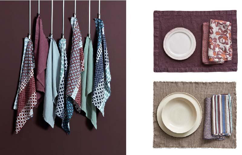 tessili collezione autunno inverno 18/19 di Society Limonta