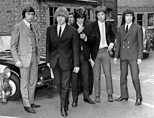 In 1965 The Rolling Stones Were Asked To Wear Neckties By the Royals and the Illuminati