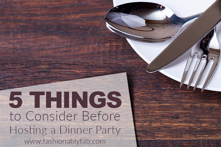 How to plan a dinner party, Things needed for dinner party, dinner party ideas