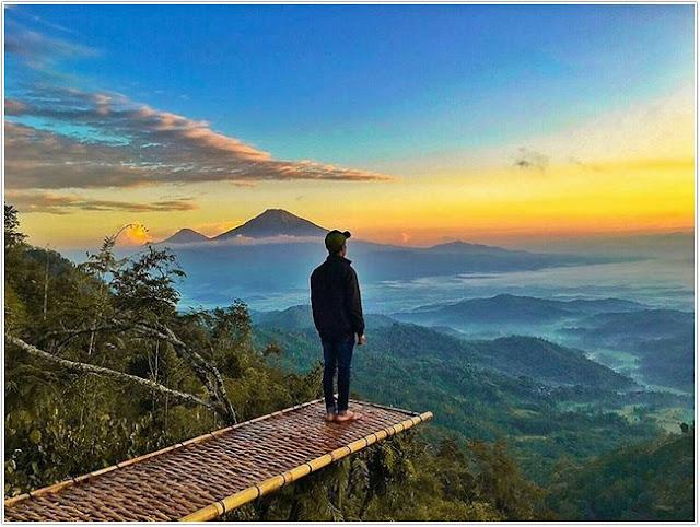 Bukit Ngisis ;10 Top Destinasi Wisata Kulon Progo