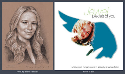 Jewel. Singer-Songwriter, Musician, Author and Poet. Pieces of You. by Travis Simpkins