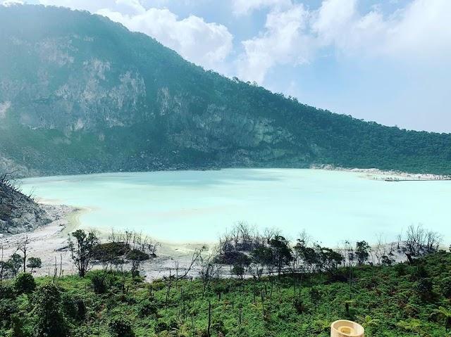 Kawah Putih Ciwidey, Info Harga Tiket Masuk, Rute Jalan Terbaru 2019