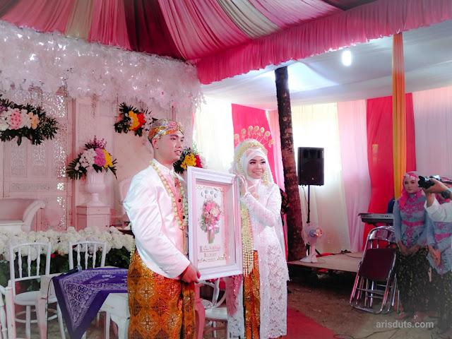 Momen Bahagia Acara Seserahan Lamaran & Akad Nikah 2019