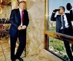 أوباما يتهم بانه خائن من قبل ترامب