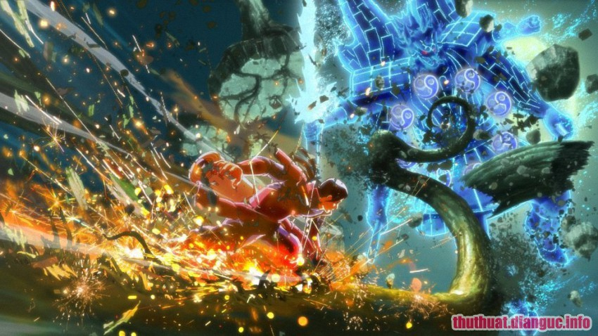 DOWNLOAD GAME NARUTO SHIPPUDEN ULTIMATE NINJA STORM 4 2016 FULL CRACK PATCH FIX LỖI