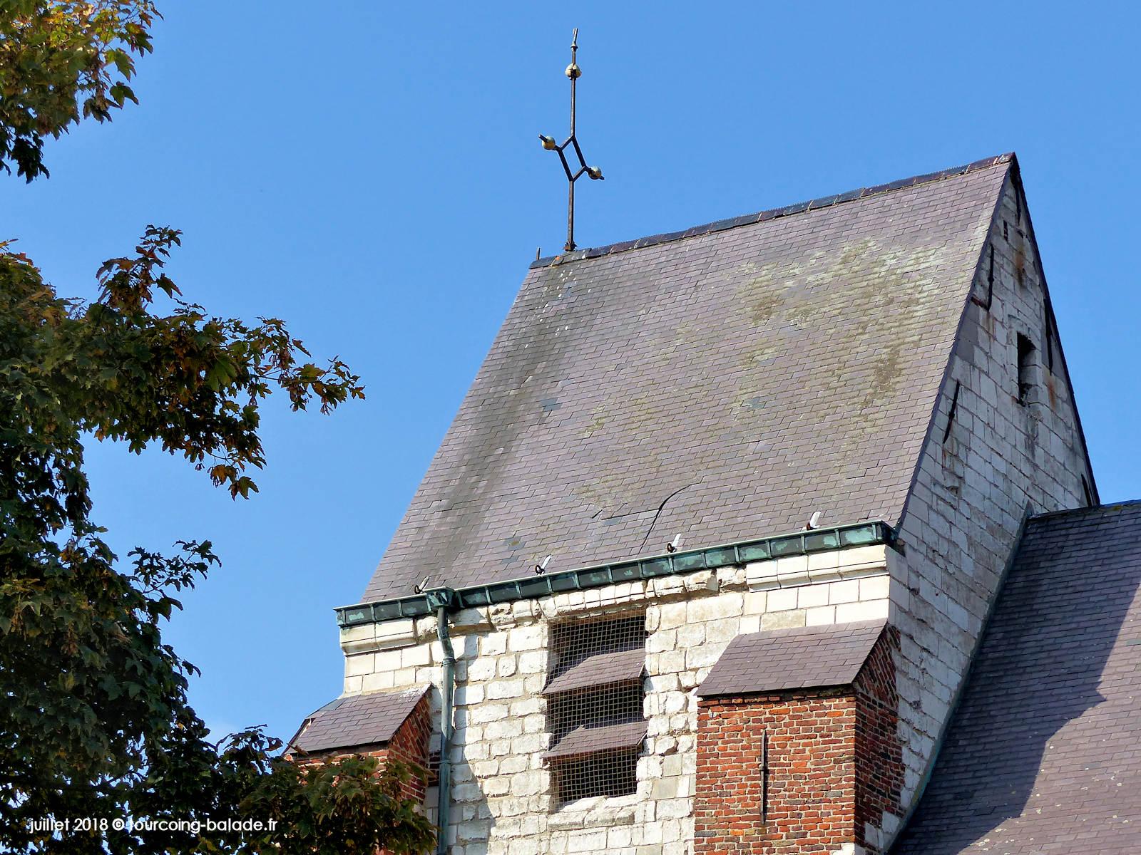 Cocher de l'église Marguerite d'Antioche, Faches 2018