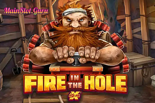 Main Gratis Slot Fire in the Hole xBomb Nolimit City