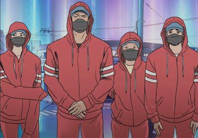 Baca Komik The Uncanny Counter Full Episode