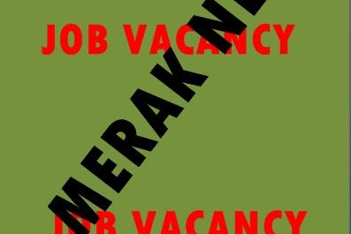 Kumpulan Contoh Job Vacancy