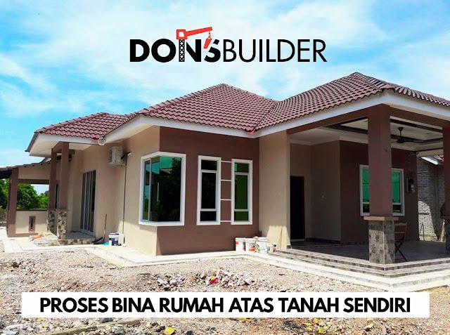 Don's Builder Kontraktor Bina & Ubah Suai Rumah di Kawasan Utara