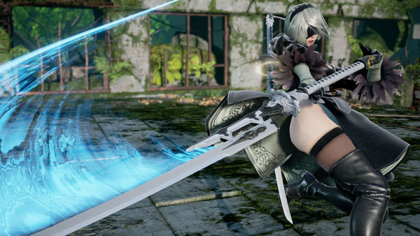 2b soul calibur 6