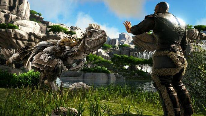 Ark Survival Evolved (mobile e desktop)