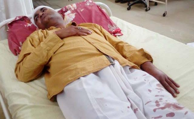Peoples-attack-journalist-bijender-sharma-faridabad
