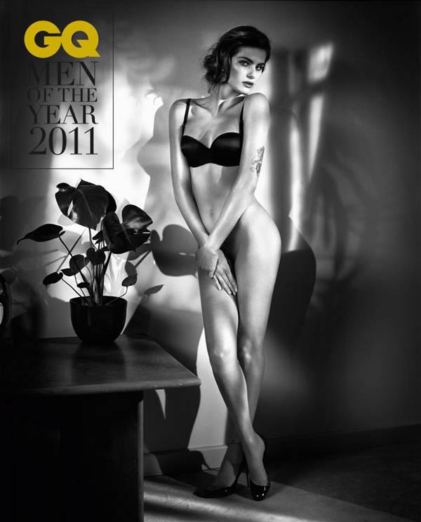 Isabeli Fontana - GQ Brazil December 2011