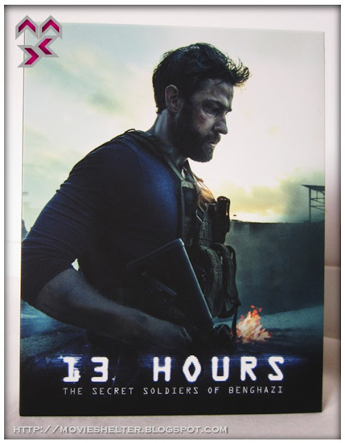 13 hours the secret soldiers of benghazi trailer german