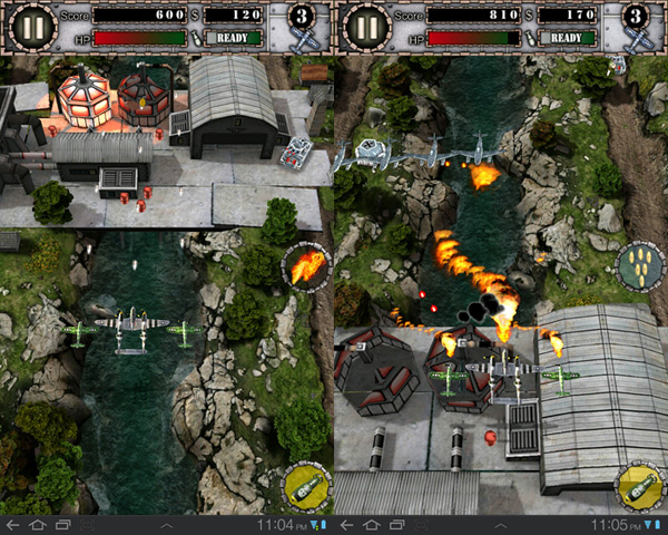 Download Game Air Attack HD full Apk terbaru gratis