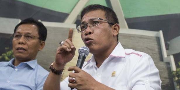 Politisi PDIP Sebut Ketua KPK Lebay dan Penakut