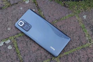 Redmi Note 10 Pro camera